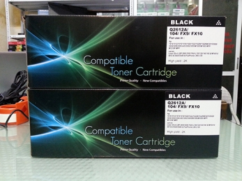 Hộp mực máy in COMPATIBLE TONER CARTRIDGE 12A HP - CANON