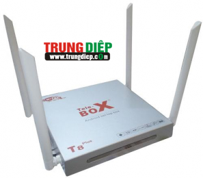 Đầu android box T8 Plus